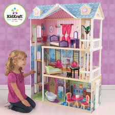 wooden barbie doll house furniture. Real Good Toys Victoria\u0026#39;s Farmhouse Dollhouse Kit - 1 Inch Scale Walmart.com Wooden Barbie Doll House Furniture