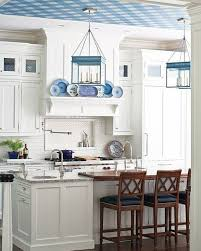 18 Fantastic Coastal Kitchen Designs For Your Beach House Or VillaCoastal Kitchen Decorating Ideas