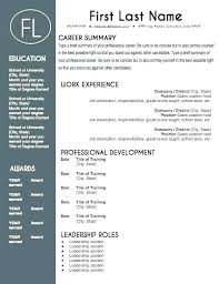 Download Professional Resumes Professional Resume Template Free Download Modern Professional