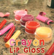 here s a simple and fun project for tweens make homemade lip gloss from crayons