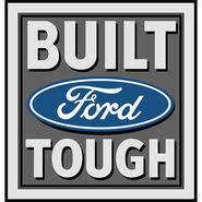 built ford tough logo png.  Png 105500004 Inside Built Ford Tough Logo Png
