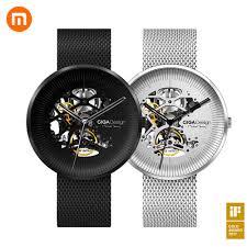 Ciga Design My Mechanical Watch Us 149 99 35 Off Xiaomi Mijia Ciga Design My Series Mens Smart Watch Clock Automatic Mechanical Watch Hollowed Out Men Wrist Watch Smartwatch In