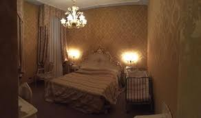 Hotel Carlton on the Grand Canal: Room with venetian decor