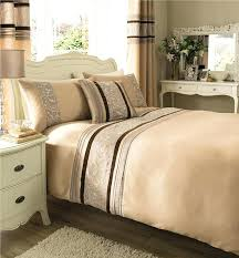 bedroom curtain and duvet sets bed linen stunning bedding brown cover king super size covers with