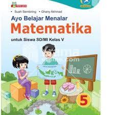 Contoh soal matematika kelas 5 tahun 2020/2021 dan kunci jawabannya/cara penyelesaiannya kurikulum 2013, pecahan, campuran demikianlah pembahasan mengenai tentang soal matematika kelas 5. Terlaris Buku Mtk Matematika Kelas 5 Sd Penerbit Yrama Widya Suah Sembiring Shopee Indonesia