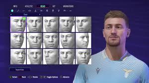 FIFA 21 | SERGEJ MILINKOVIC SAVIC PRO CLUBS LOOK ALIKE TUTORIAL LAZIO