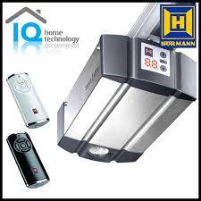 hormann garage door openerHrmann Supramatic E Series 3 garage door opener electric