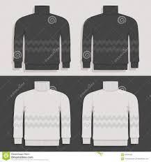 Cardigan Design Template Sweater Illustration Stock Vector Illustration Of Seam