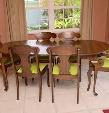 Pennsylvania House Dining Room Table Pennsylvania House Dining Table And Chairs Ebth