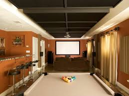 unfinished basement ceiling ideas. Unfinished Basement Ideas For Keeping Away Gloomy Ceiling