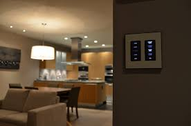 Vantage Home Automation Light Control at it's best!