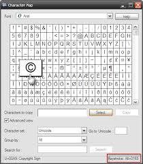 How To Create Copyright And Trademark Symbols Via Keystrokes