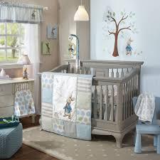 image of peter rabbit crib bedding set