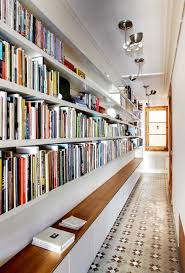 creative book storage. Exellent Creative Book Storage Hack 1 Hallway Library With Creative E