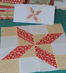 18 best Apple Pie In The Sky QAL images on Pinterest | Sew, Bees ... & Apple Pie in the Sky Quilt Block 4 Adamdwight.com