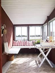 Home Interiors:Svandinavian Sunroom Porch Smart Sunroom Interiors Design  Ideas Smart Sunroom Interiors Design Ideas