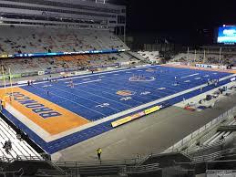 Albertsons Stadium Interactive Seating Chart Bronco Stadium Section 128 Rateyourseats Com