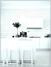 awesome white subway tile with light grey grout and grey grout white tile kitchen white tiles
