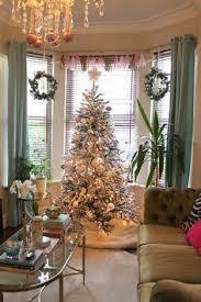 Photography Backdrop Christmas Tree Window BackgroundChristmas Tree In Window