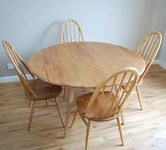round drop leaf table set table dining and room leaf