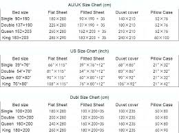 Bed Sheet Sizes Twin Bed Size Us Bed Linen Queen Sheet Size Cm Queen