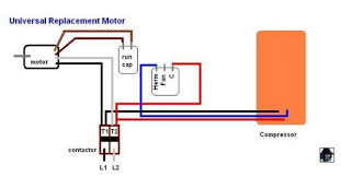 compressor run capacitor wiring diagram wiring diagram ruud thermostat wiring diagram nilza net