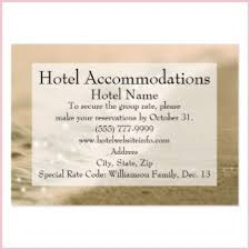 wedding accommodations template hotel accommodations template for wedding invitations luxury hotel