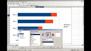 Making A Gantt Chart From Open Office