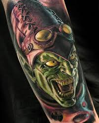 Marvel Comics Tattoo Ideas