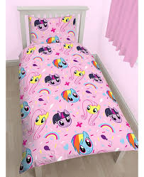 my little pony bedding set 4by6ft