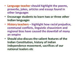 essay on national integration and communal harmony in essay on national integration and communal harmony in