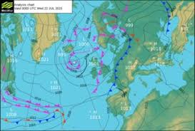 How Are Low Pressure Zones Tracked Across The Ocean Earth