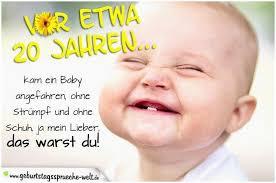 20 Geburtstag Lustige Sprüche Kurz Schönste Geburtstagssprüche 20