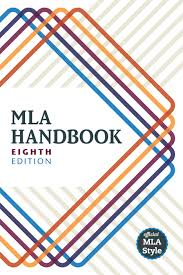 Mla Handbook Mla Handbook For Writers Of Research Ppapers Amazonin
