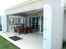 diy sliding glass door awning best patio blinds ideas on window treatments diy sliding glass door
