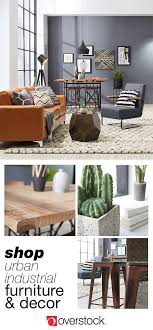 urban industrial furniture. Find Everything You Need To Give Your Living Room An Urban Industrial Decor Refresh At Overstock.com. Shop Thousands Of Products And Beautiful New Furniture T