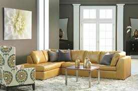 yellow leather couch image of yellow leather sofa shapes yellow leather sectional
