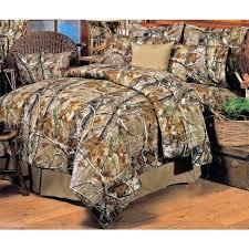 all purpose comforter set blue camo twin