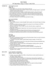 For Qa Lead 3 Resume Templates Resume Templates Resume Templates