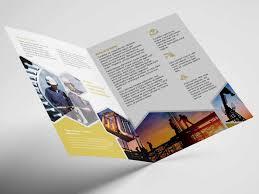 024 Half Fold Brochure Templates Builders Association