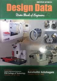 Buy Psg Design Data Book Design Data Knowledge Mafia