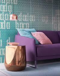 Pianca porta il colore in soggiorno. arredativo design magazine