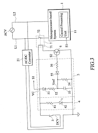 Power control circuit page automation circuits next gr with off time delay for microprocessor application