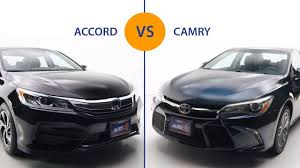 Honda Accord VS Toyota Camry: Is There A Clear Winner? | Auto City