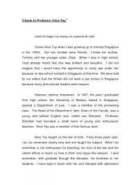 Essay On English Teacher Essay On English Teacher Essays On