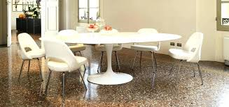 eero saarinen tulip table marble table knoll dining table by replica tulip dining table oval eero