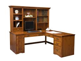 mission style solid oak office computer. Mission Style Solid Oak Office Computer A