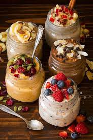 best overnight oats five delicious
