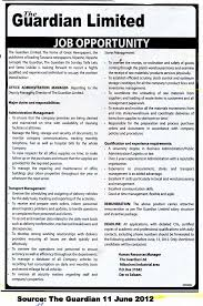 office administration manager tayoa employment portal job description