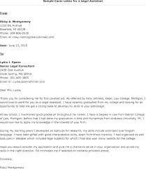 Cover Letter Format Template Nyu Law